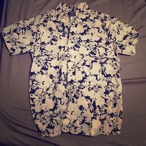 Patagonia Hawaiian shirt size large